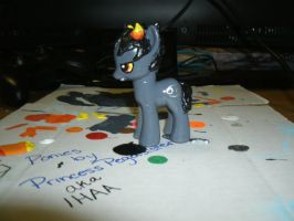 Karkat Custom pony by PrincessPegasister