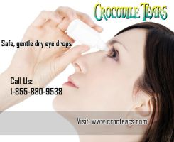 How to Treat Dry Eyes by croctears