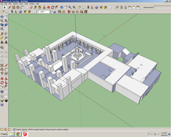SketchUp Model Demo by conquer001