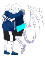 [Request] Hugs by Maxlad