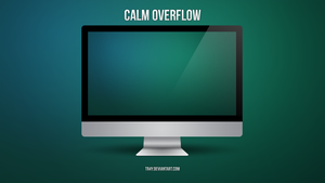Calm Overflow by TR4Y