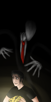 Slenderman vs Ghost Adventures by cookiecutter60