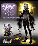 Shadow Demon adoptable [CLOSED] by UnkaiTenshi