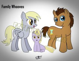 Whooves Family by Estevangel