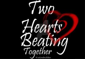 Two Hearts by xxLondonKidxx