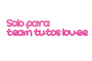 Team Tutos Lovee by LoreEdition