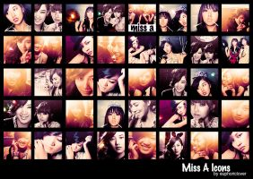 Miss A Icons by euphoriclover