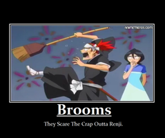 Brooms... by Carys1o1