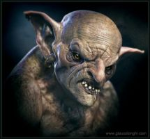 Goblin by glaucolonghi