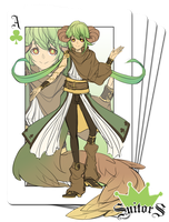 [Suitors Adopt] - The Ace of Clubs by tofumi