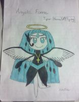 Angelic Forme Meloetta by ColonelJadeCurtiss14