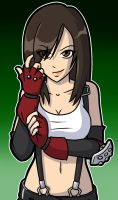 Tifa Lockheart by Kyosourade