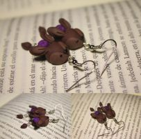 Honja Earrings by Nabila1790
