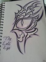 The Evil Eye by ToriDaDeatheater