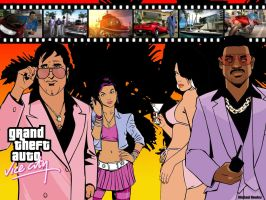 MasterMic - Vice City by MasterMic