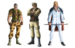 More GI Joe Character Shots by ChrisSummersArts