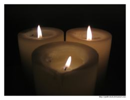 Candles 02 by gmtb-stock