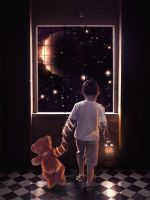 Welcome to the universe... by lorency