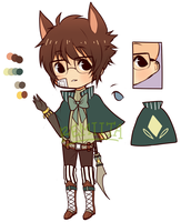 megane prince adopt (set price) CLOSED by remiita