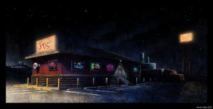 JT's Bar and Grill by Benjamin-the-Fox