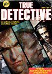 True Detective Dime Novel Cover by ProRipp