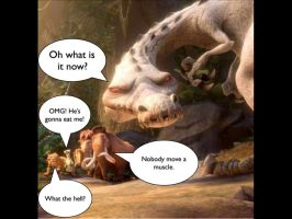 Ice Age Pic Spoof by platypus12