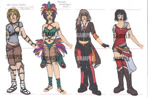 - Outfits - Page Four by leighanief