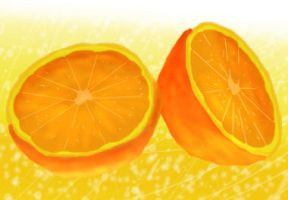 ORANGES done on PScs v.8 by urie-is-mine
