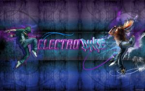 Electro-dance-wallpaper by Wolinpiotr