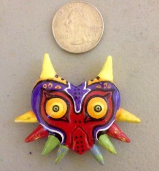 Majora's Mask by HeyLookASign