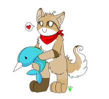 I HAS FISH by FrankenPup