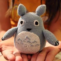 Totoro by Mary-SD