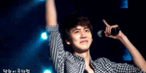 Kyuhyun up up down down by myelfhaven