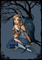 My Imprisoned Angel by FionaIsMe