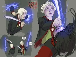 death vigil- clara's super useful veilripper by nebezial