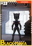 2014 Black Puma Hero Card Front by Archengel-Uriel