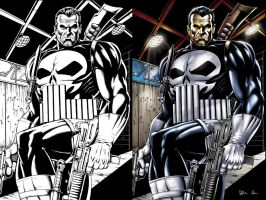 Punisher by Hachiman1