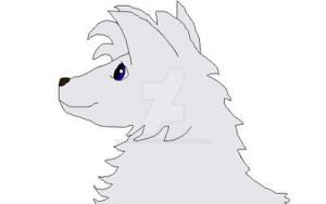 Wolfie. Clouseup by SofiaHaase