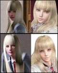 Sims 3 - Lili Rochefort Tekken by albert-V9