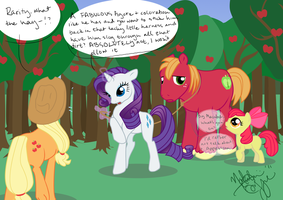 mlp:fim Apple of My Eye by emeralddarkness