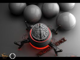brain desktop wallpaper by mynorthshadow