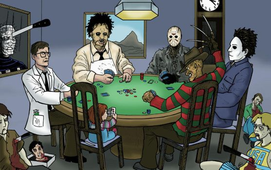 Horror Poker New by phymns