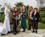 Desolation of Smaug: Company by roguearcanis