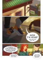 NAMES: Chapter 1 page 5 by villainesayre