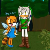 Hey listen! :D :Gif: by Cometshina