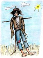 Days of the scarecrow by Viveeh