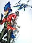 Reworked: Falco Lombardi by sharpshooter2008