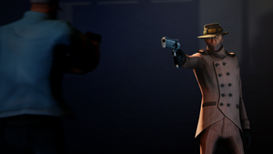 At Gunpoint by RAGEPANDDEMOMAN