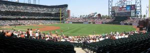 AT and T Park Panorama 11 by kkworker