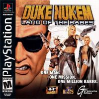 Duke Nukem Land of the Babes by derrickthebarbaric